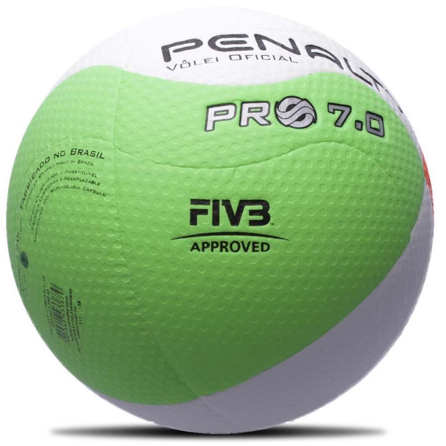 Bola de Vôlei Penalty 7.0 Pro IX Apovada Fibv 2019 a34c38a5552bd