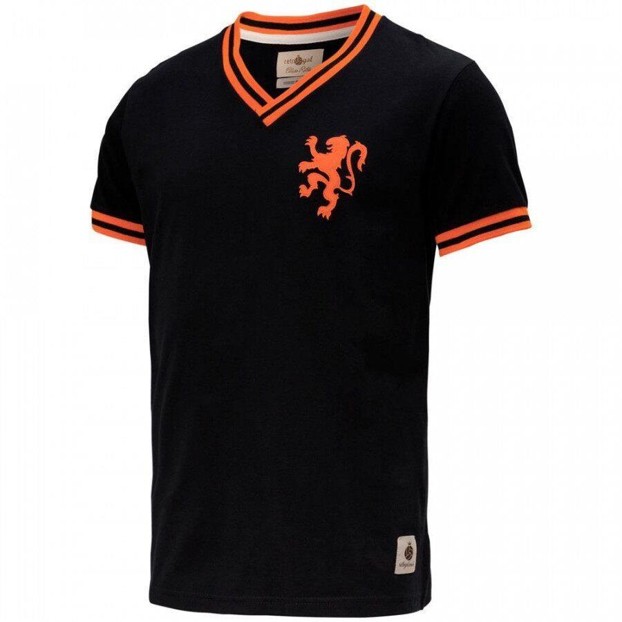 Camiseta da Seleção Holanda Retrô Gol Edição Limitada - Masculina f1dfbef6afe15