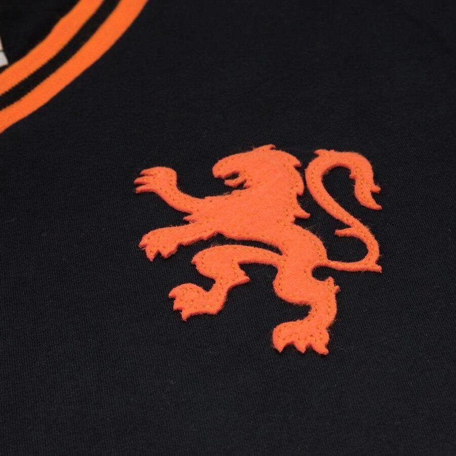 264906ab33 Camiseta da Seleção Holanda Retrô Gol Edição Limitada - Masculina