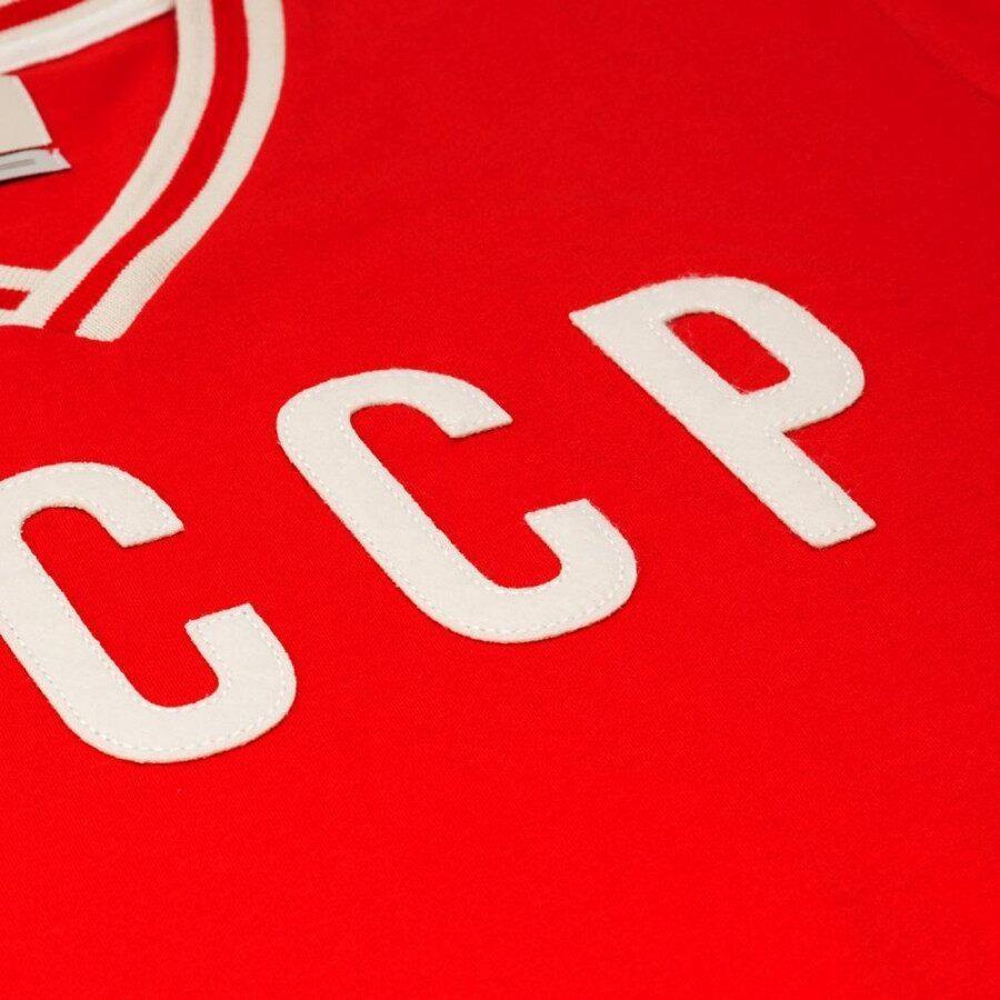 7b553cc3df Camiseta da Seleção CCCP Retrô Gol Edição Limitada - Masculina