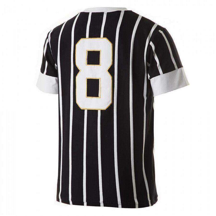 2b95fd7812 Camiseta do Corinthians Retrô Gol Sócrates 83 - Masculina