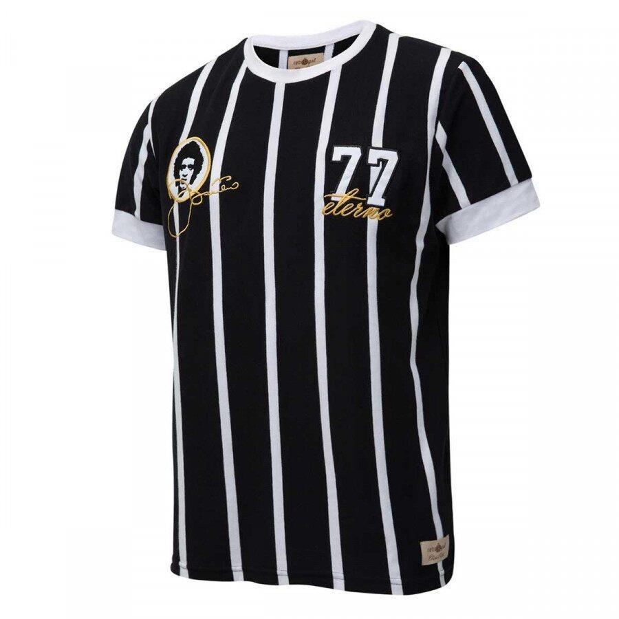 fb007cefe0 Camiseta do Corinthians Retrô Gol Basílio 77 - Masculina