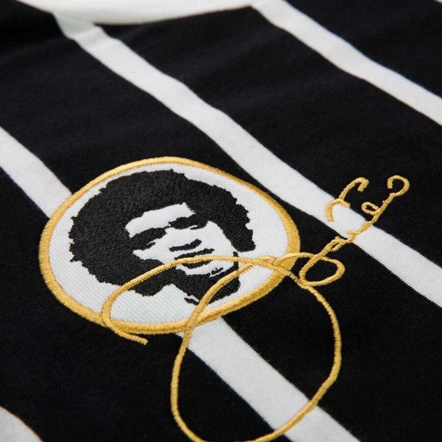 Camiseta do Corinthians Retrô Gol Basílio 77 - Masculina 85fddac7845dc