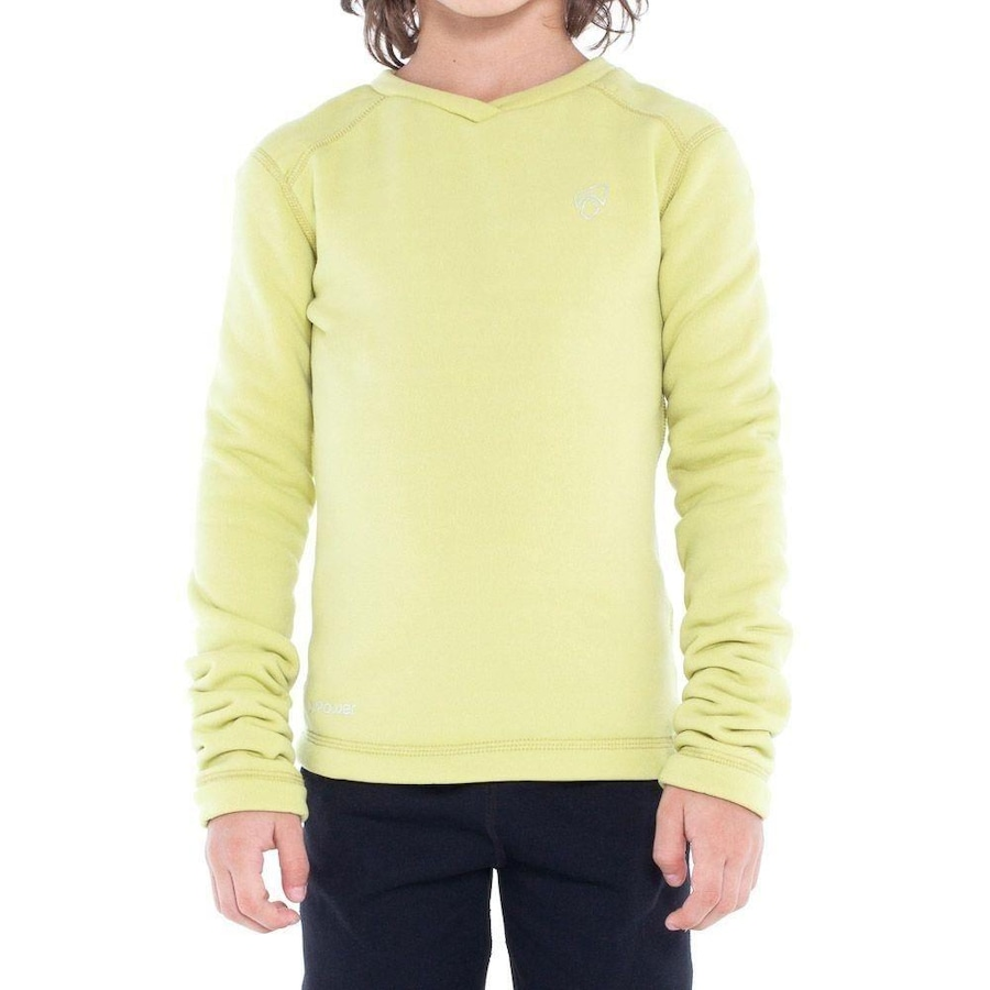 62381391ac Camiseta Manga Longa Solo Segunda Pelé Térmica X-Power - Infantil