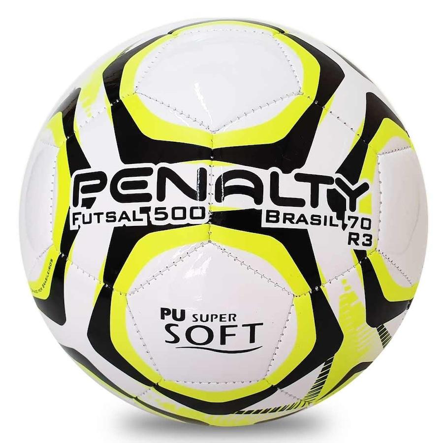 32d739b7de Bola de Futsal Penalty Brasil 70 500 R3 IX