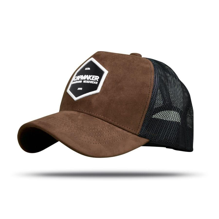 Boné Aba Curva CapMaker Trucker Texas - Snapback - Adulto 34bda5dc250