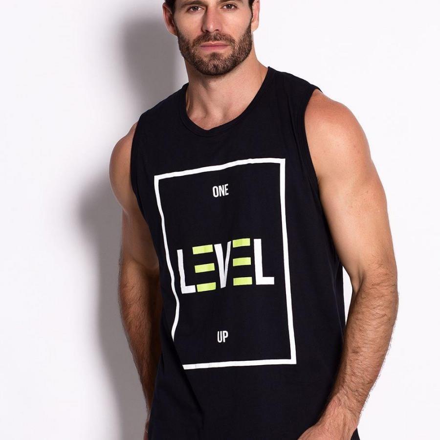 88c2633a3f6b2 Camiseta Regata Honey Be Level - Masculina