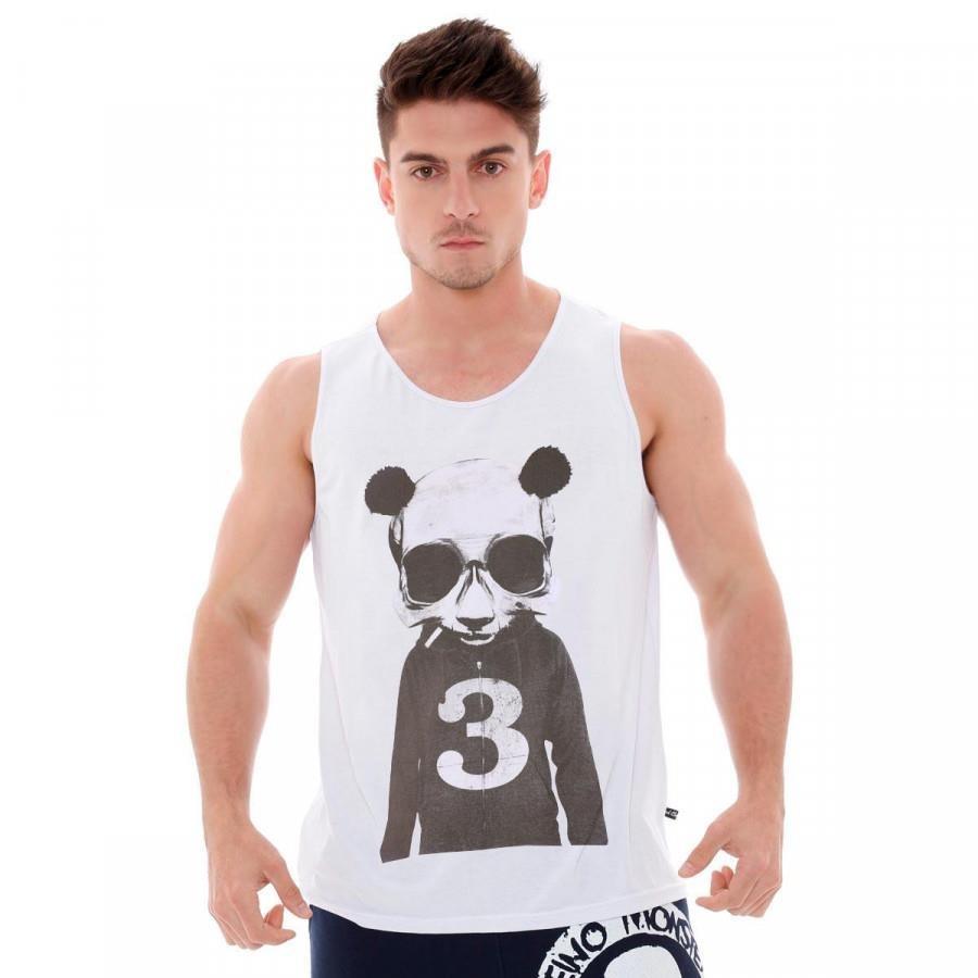 Camiseta Regata Machão Hard Clothing Fit G7 - Masculino ac522560b9c