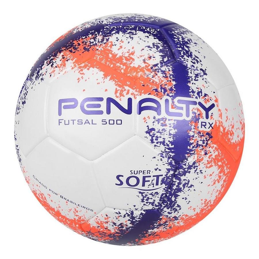 9ca2a71211 Bola Futsal Penalty RX 500 R3 Fusion VIII