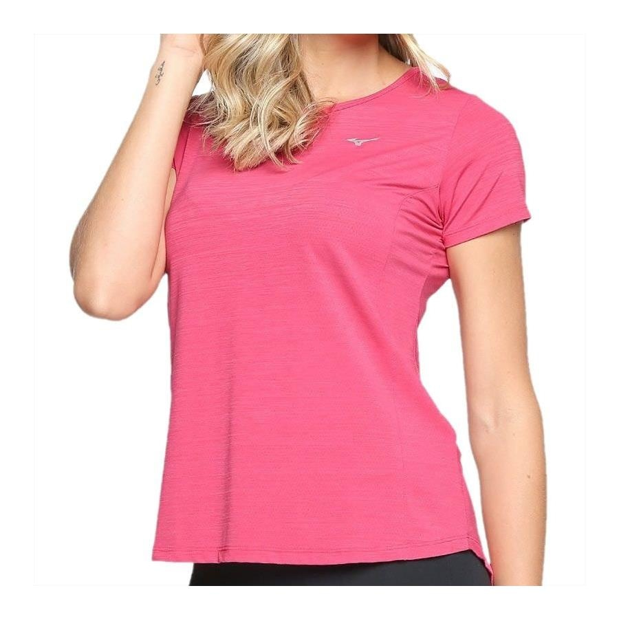 a7f53405f78a4 Camiseta Mizuno Aspen - Feminina