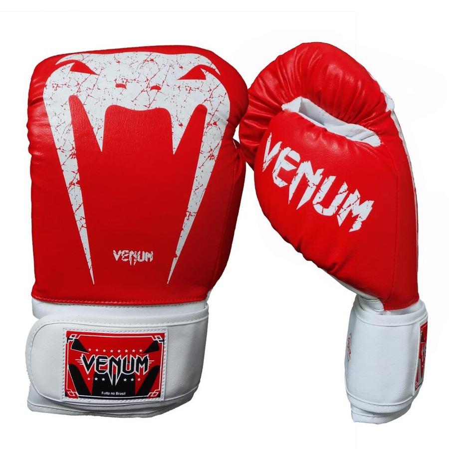 653ade3933e Luvas de Boxe Venum Giant Brasil - Adulto