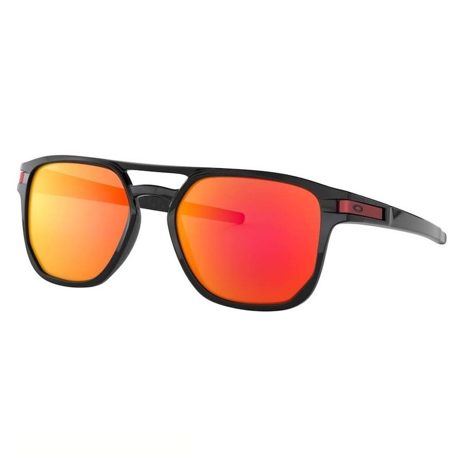 7e7abc6a0d4ea Óculos de Sol Oakley Latch Beta Polarizado 9436-07 - Unissex