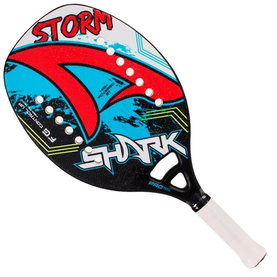 47ae649bc Raquete de Beach Tennis Shark Storm 50-2019