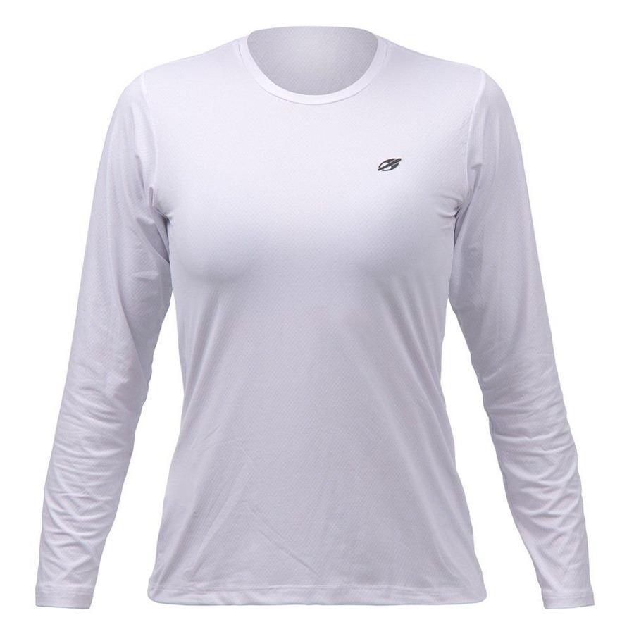 Camisa Com Proteção Solar Mormaii UV50+ Dry Action - Feminina 0b148eca29c