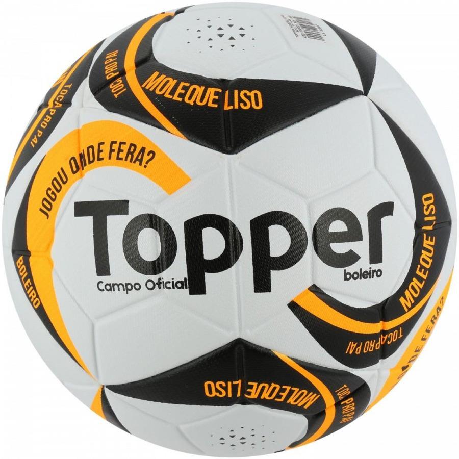 5df47647bd Bola de Futebol de Campo Topper Boleiro