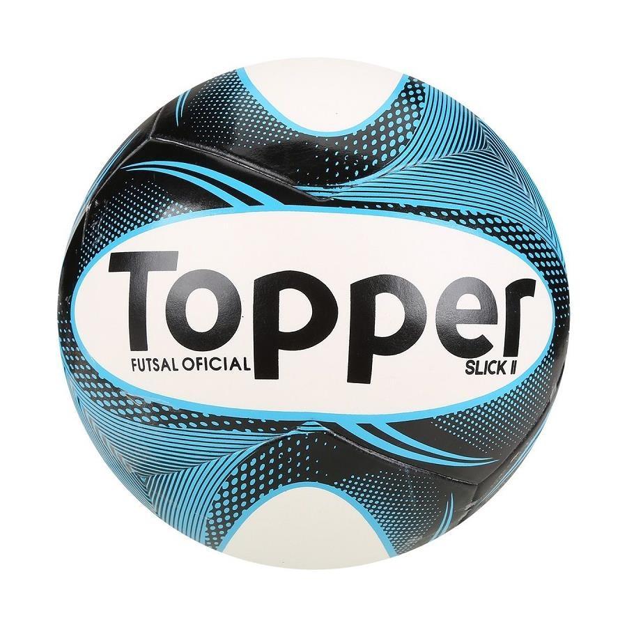 514860f806eaa Bola de Futsal Topper Slick II