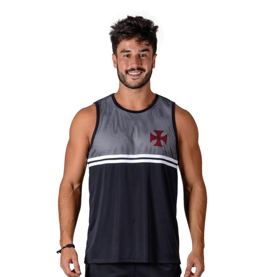 1fe2462101 Camiseta Regata do Vasco Braziline Roots - Masculina