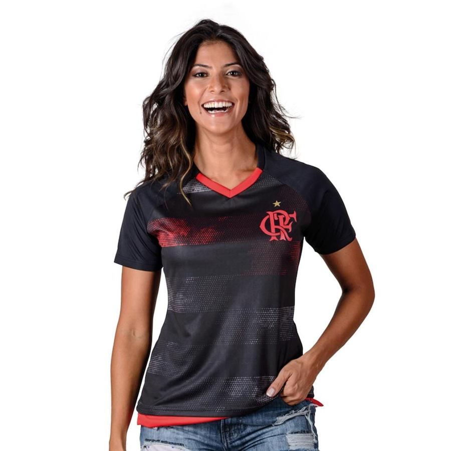 Camiseta do Flamengo Braziline Rally - Masculina 50facf6f0fa79