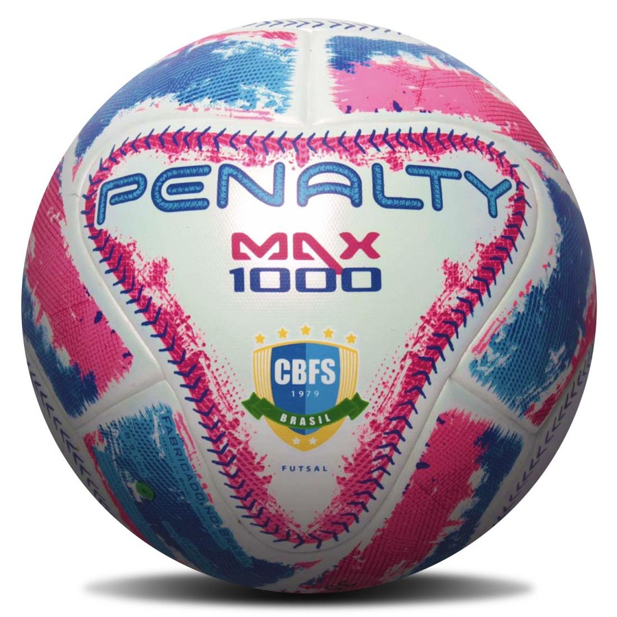 17c67bb8f1 Bola do Futsal Penalty Max 1000 IX Aprovada Fifa 2019