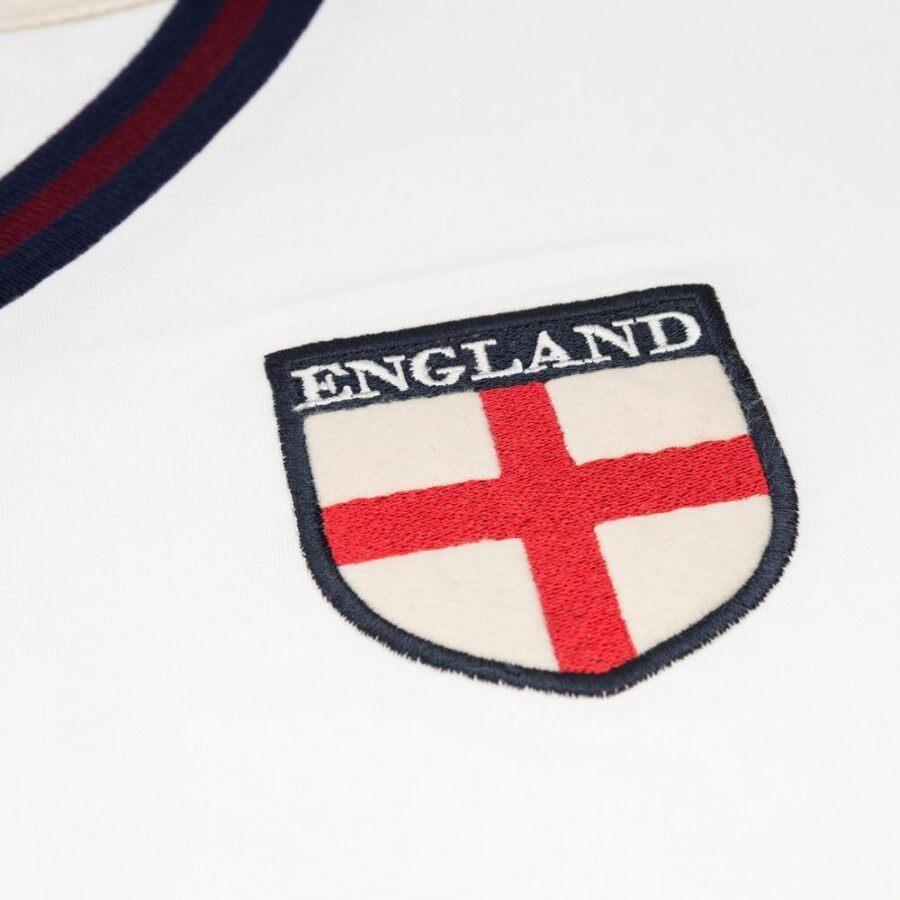 1539824c10f63 Camiseta Inglaterra Retrô Gol Edição Limitada - Masculina