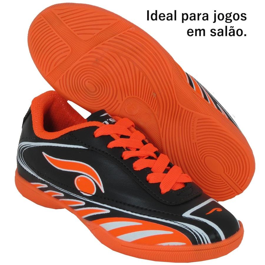 657144ea5d Chuteira Futsal D´Six 6203 Indoor - Infantil