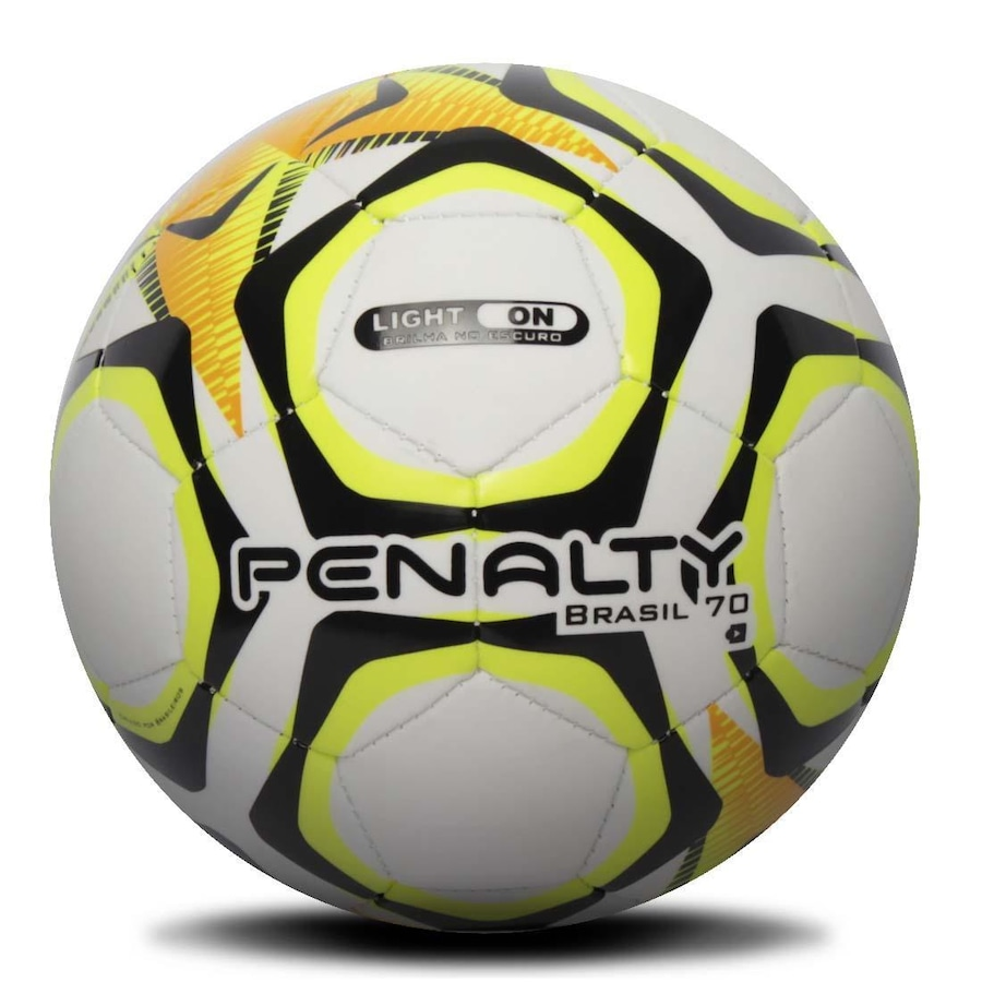 699c9623d59f4 Mini Bola Penalty Brasil 70 IX Ligth On - Brilha no Escuro