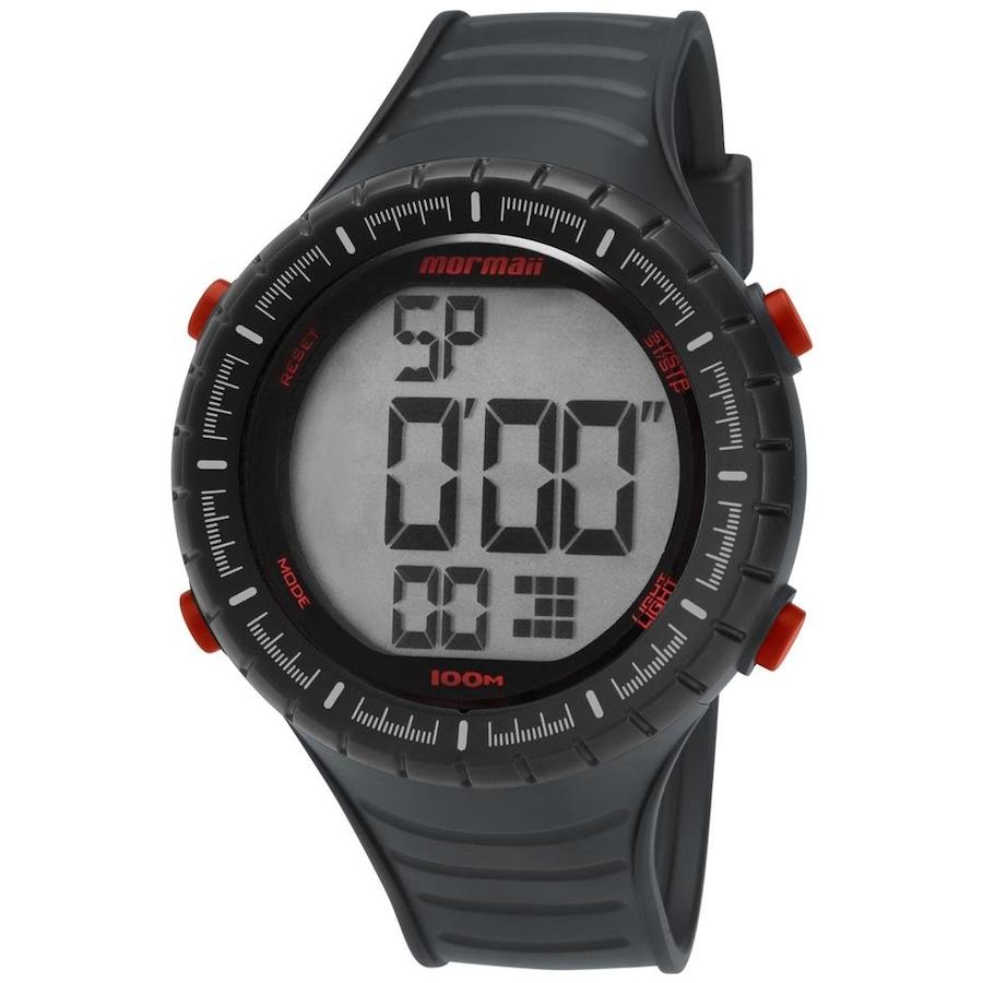 c745c19aa3f Relógio Digital Mormaii Wave MOY15548R - Masculino