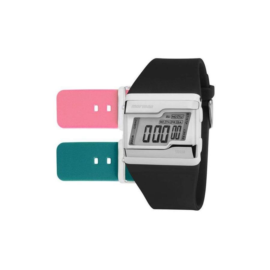 b23a0da54ee Relógio Digital Mormaii Acquarela Colors FZT8J - Feminino
