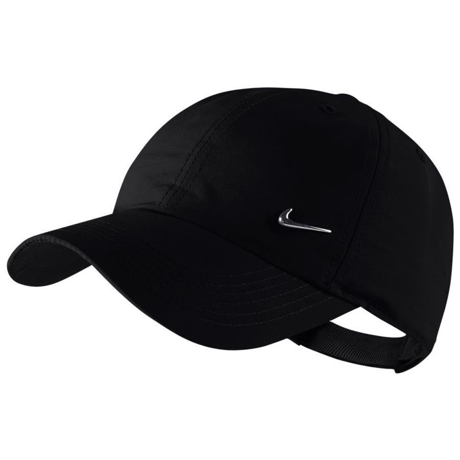 6a68e05df9 Boné Nike Heritage86 Metal Swoosh YTH - Strapback - Infantil