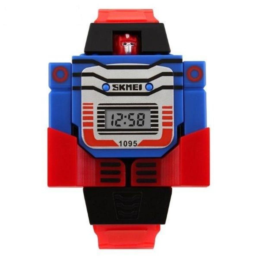 0454439b4 Relógio Digital Skmei Infantil 1095