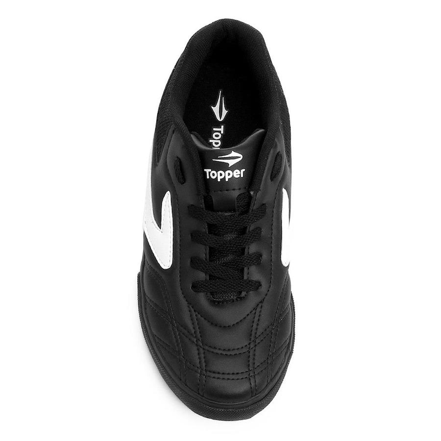 39a9e666f5f Chuteira Futsal Topper Dominator III - Masculina