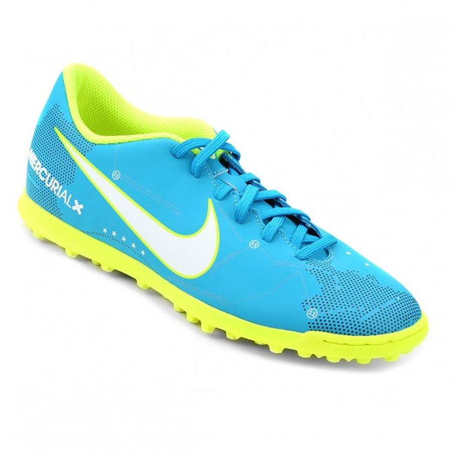 more photos 49379 08e73 Chuteira Society Nike Mercurial X Vortex III Neymar Junior - Adulto