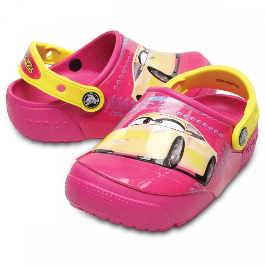Infantil Funlab Cars Lights 3 Sandália Crocs wXlZuPkiTO