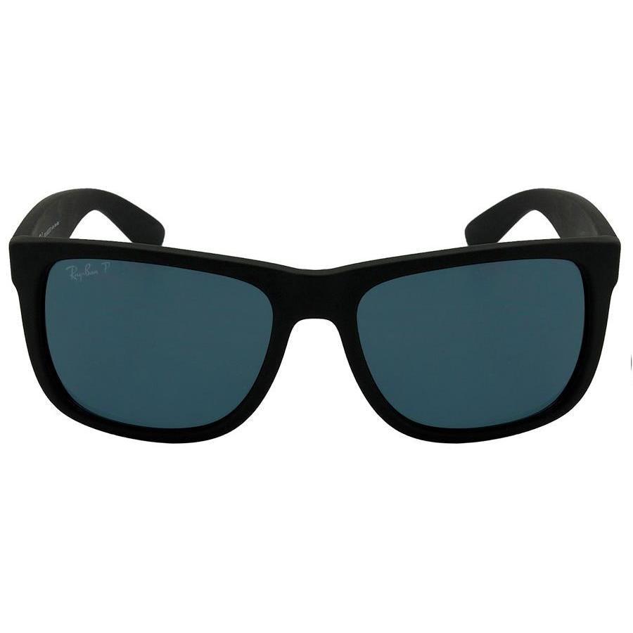 d9d752bb7 Óculos de Sol Ray Ban Justin Emborrachado Polarizado - Masculino