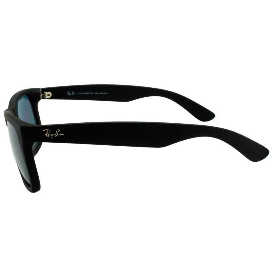 094af6481 Óculos de Sol Ray Ban Justin Emborrachado Polarizado - Masculino