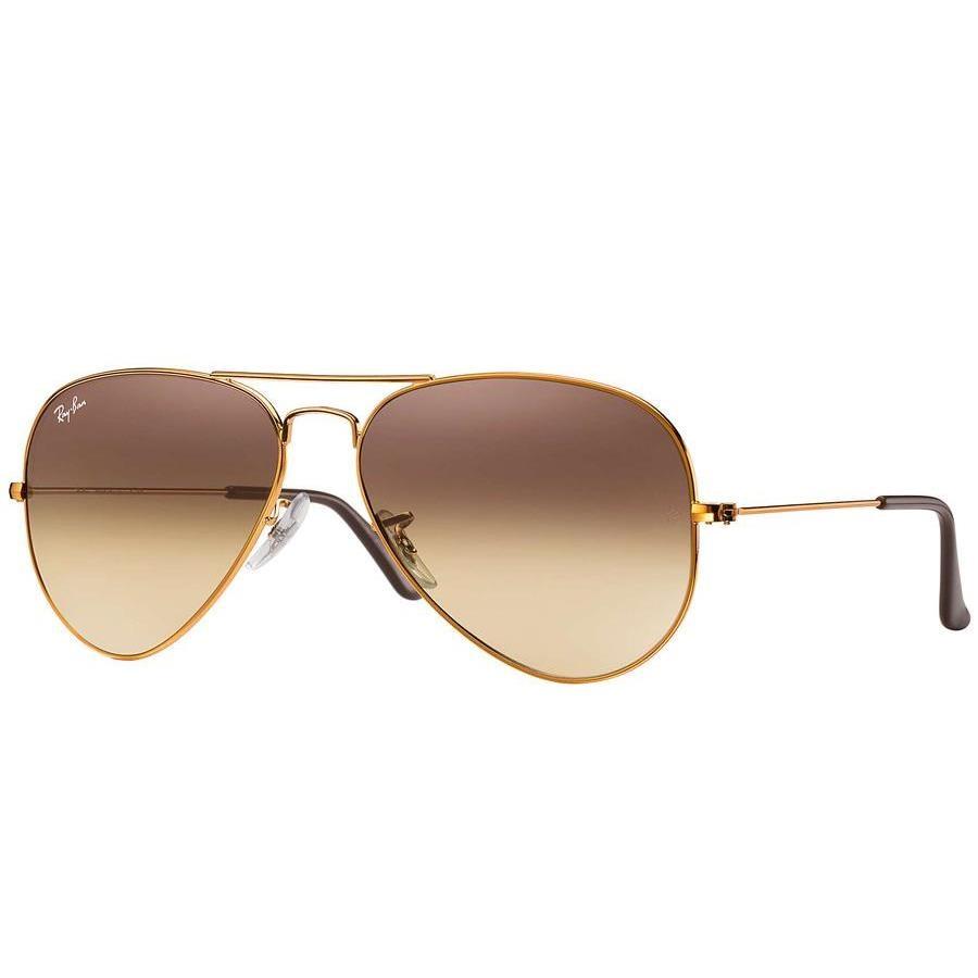 6c341f707 Óculos de Sol Ray Ban Aviator Large Metal II 9001-A5/62 - Masculino