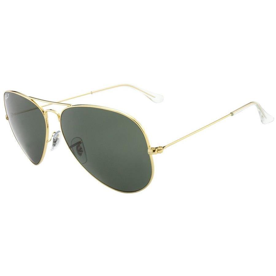 cc076b21f Óculos de Sol Ray Ban Aviador Large Metal 001/58/62 - Masculino