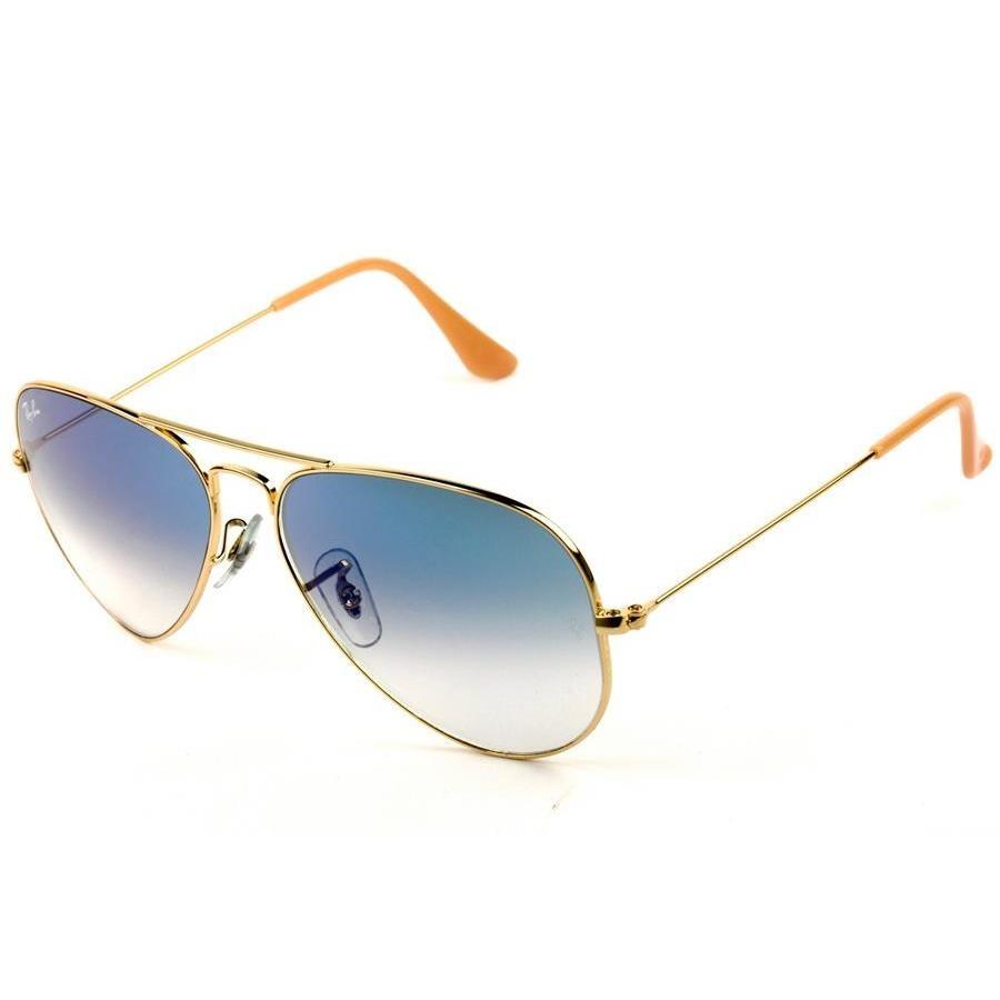 0f9424fb3 Óculos de Sol Ray Ban Aviador Large Metal 001/3F/58 - Masculino