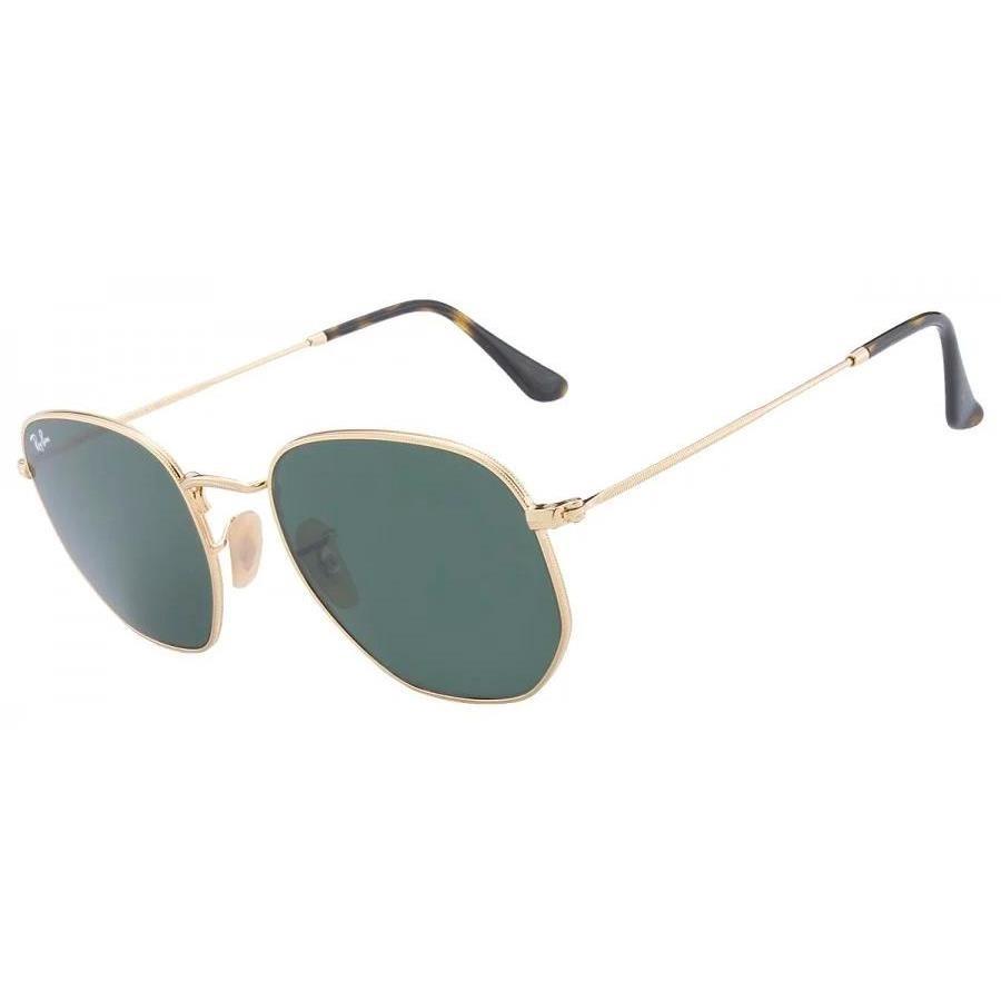 fc3bebeac Óculos de Sol Ray Ban Hexagonal 001/54 - Masculino