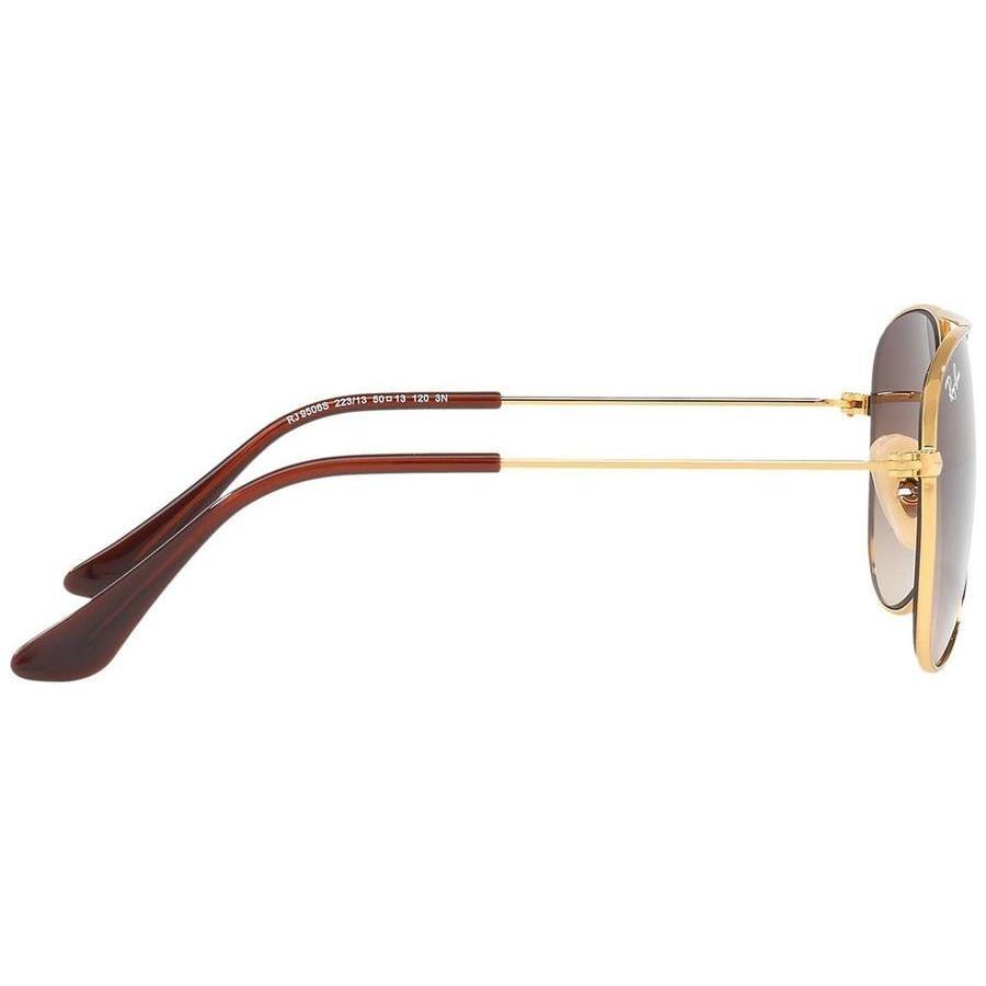 de6979113 Óculos de Sol Ray Ban Junior Aviador 223/13/50 - Infantil