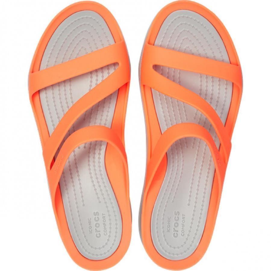 0790c4b19d Sandalia Crocs Swiftwater Sandal W - Feminino