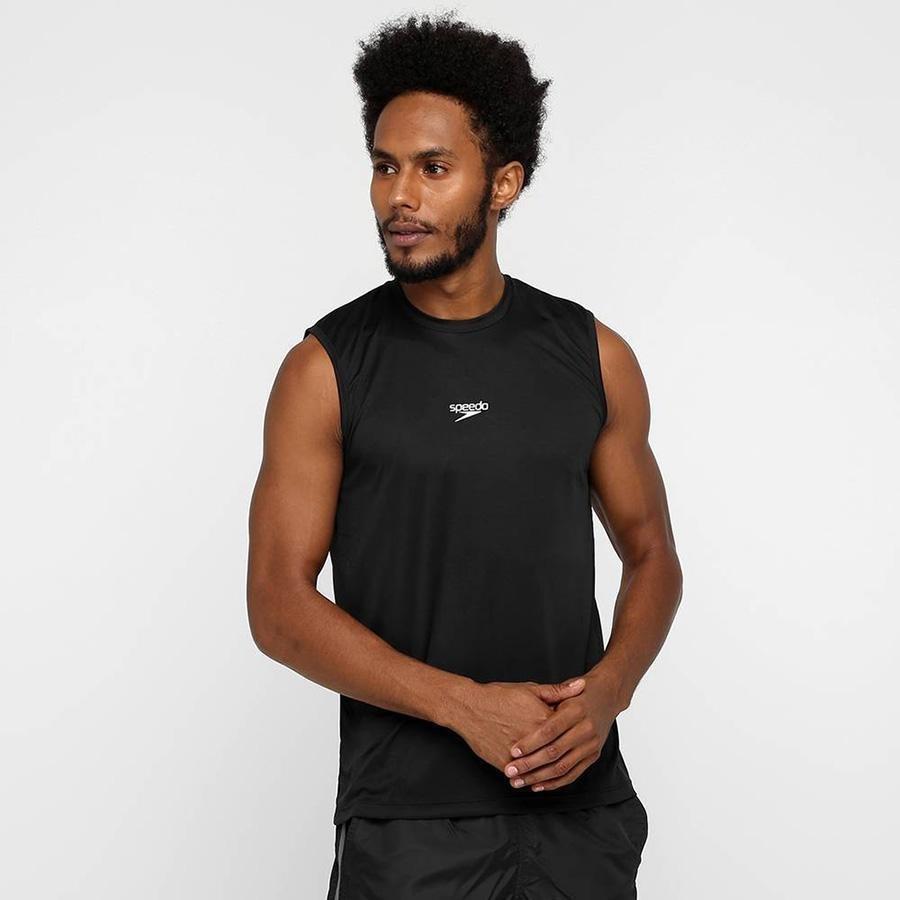 384702f4bd Camiseta Regata Speedo Interlock - Masculina