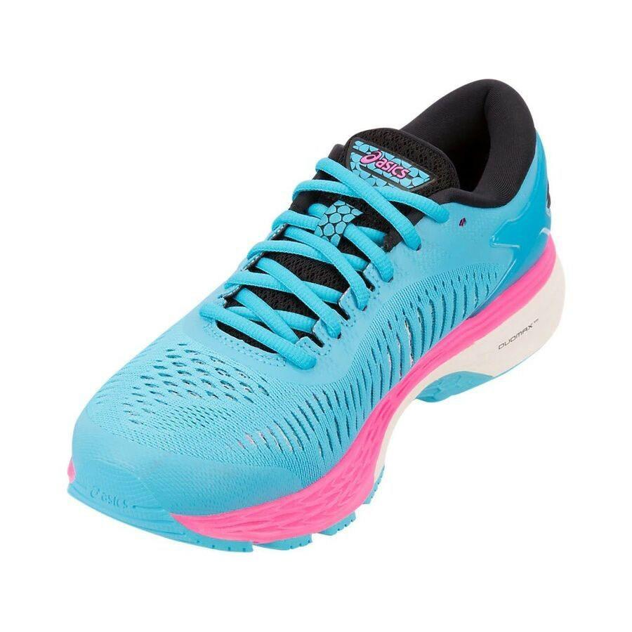Tênis Asics Gel Kayano 16 Blue Tênis para Feminino Rosa no