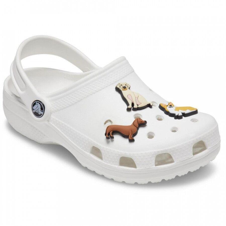 Kit Jibbitz Crocs Trendy Dog - 3