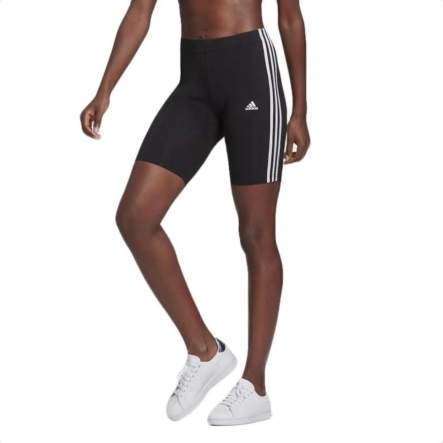 Bermuda <em>bike</em> Essentials 3 Stripes, da Adidas