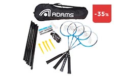 Kit Badminton Adams Titanium