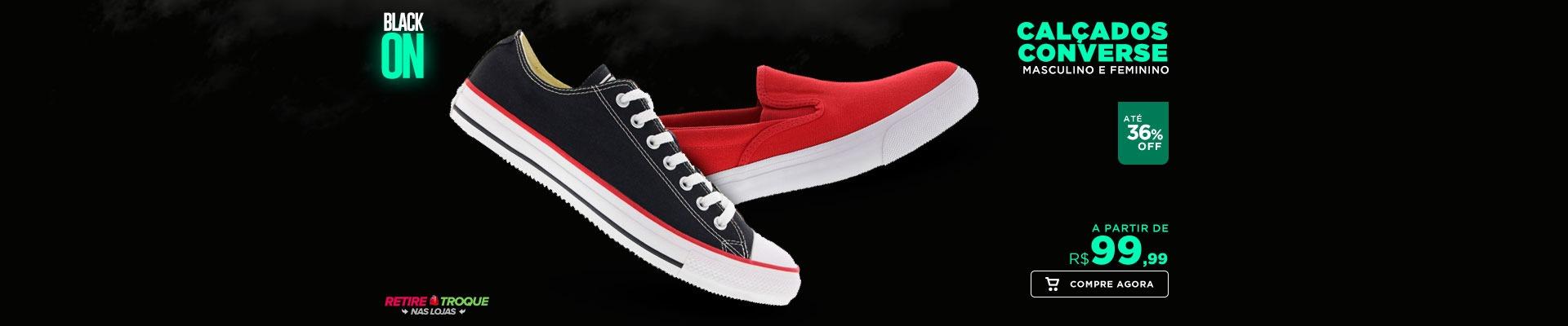 Calçados Converse