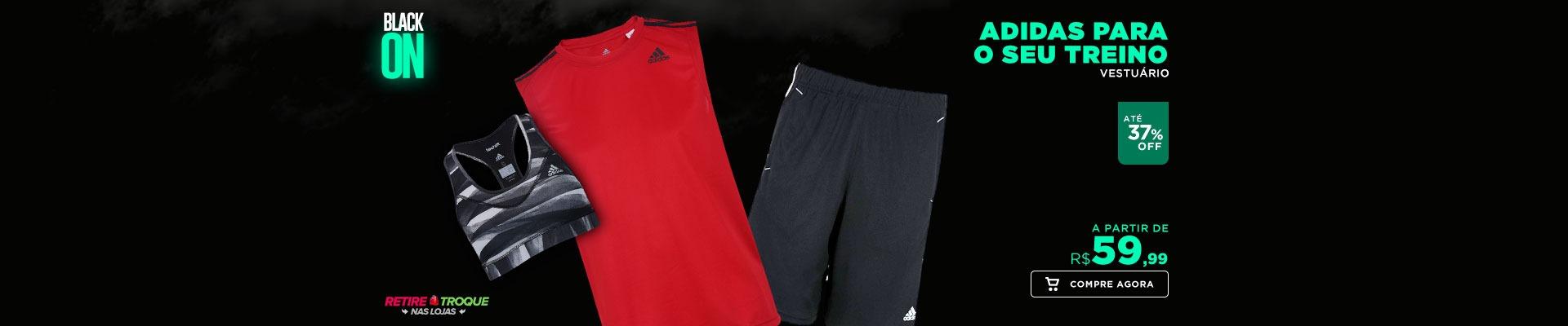 Adidas para o seu Treino - Vestuário