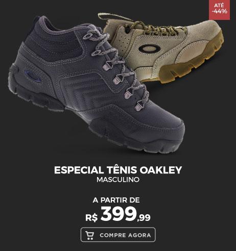 Especial Tênis Oakley