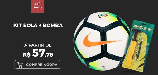 Kit Bola + Bomba